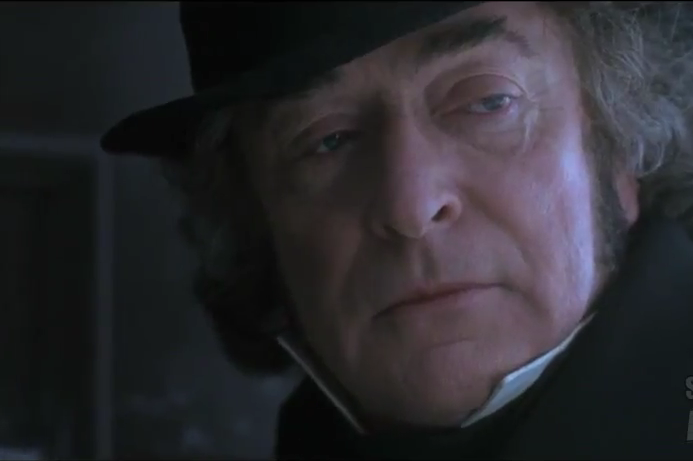 Best Actor: Alternate Best Actor 1992: Michael Caine in The Muppet  Christmas Carol