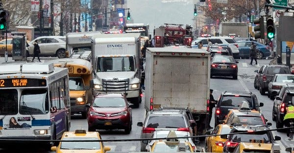Founder of Zipcar takes a stab at what causes traffic