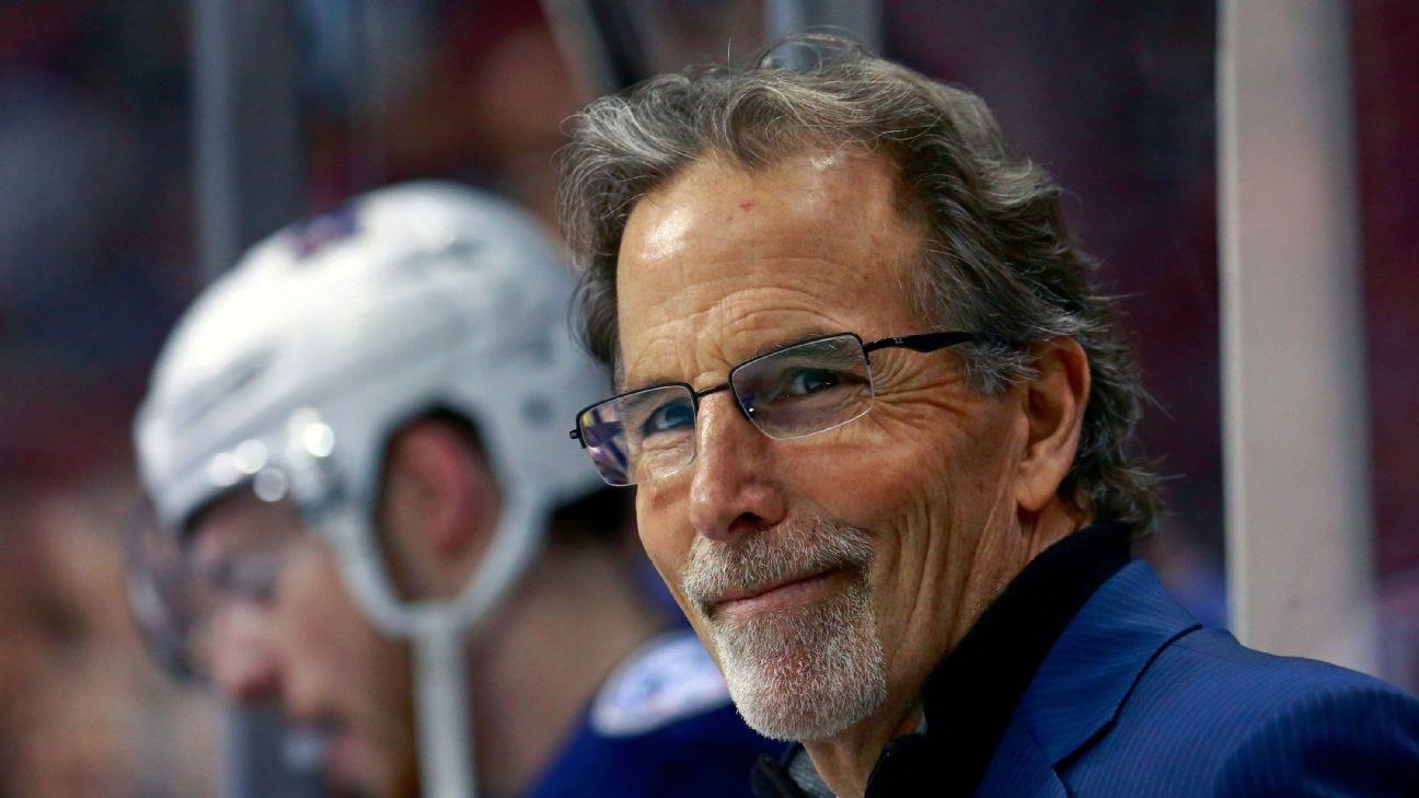 NHL defends official over John Tortorella's postgame rant