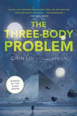 Image result for the three body problem