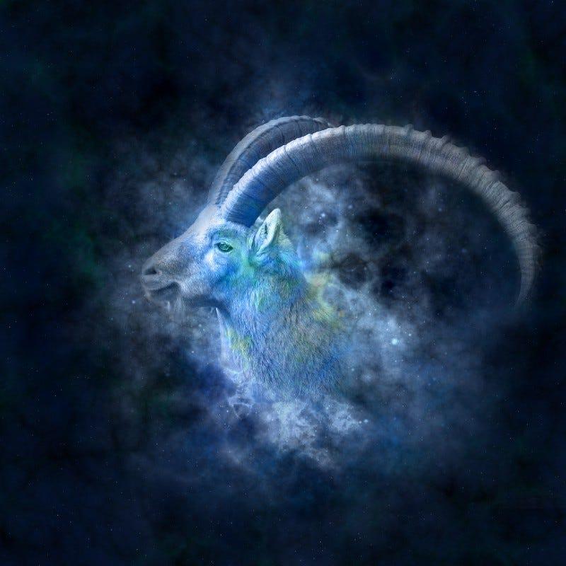 Tough Love Astrology—Capricorn