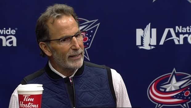 Blue Jackets coach John Tortorella fined $20K for post-game rant   CBC  Sports