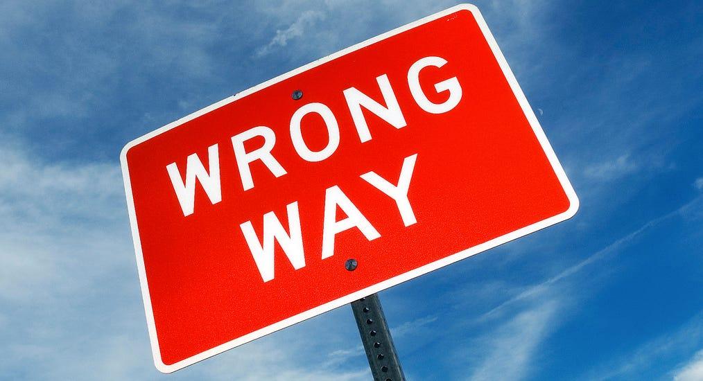 Wrong-Way Driver Detection