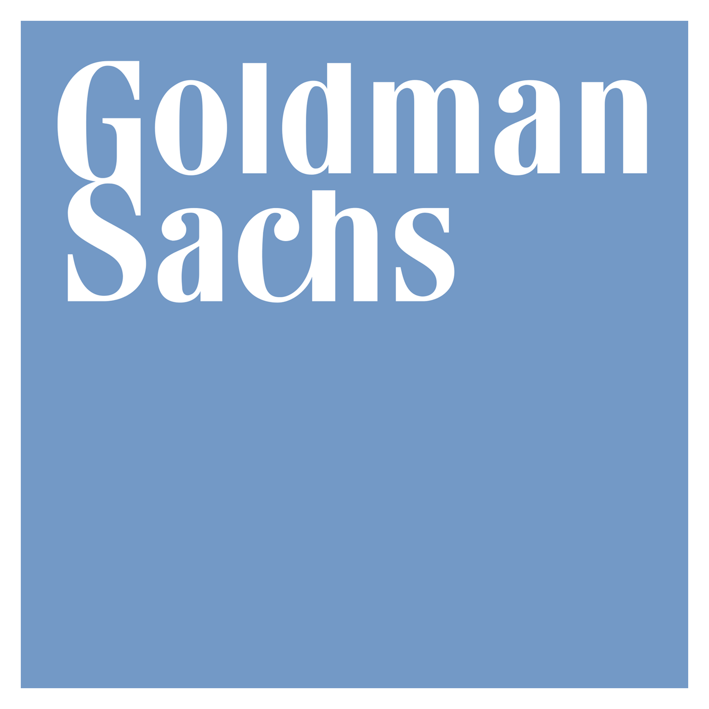Goldman Sachs logo and symbol, meaning, history, PNG