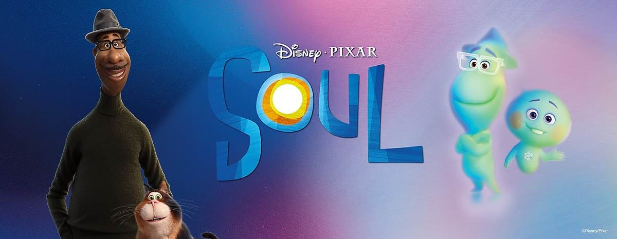 New Pixar's Soul T-Shirts Out Now | What's On Disney Plus