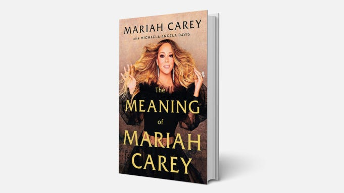 The Meaning of Mariah Carey': 9 Best Moments From Singer's New Memoir -  Variety