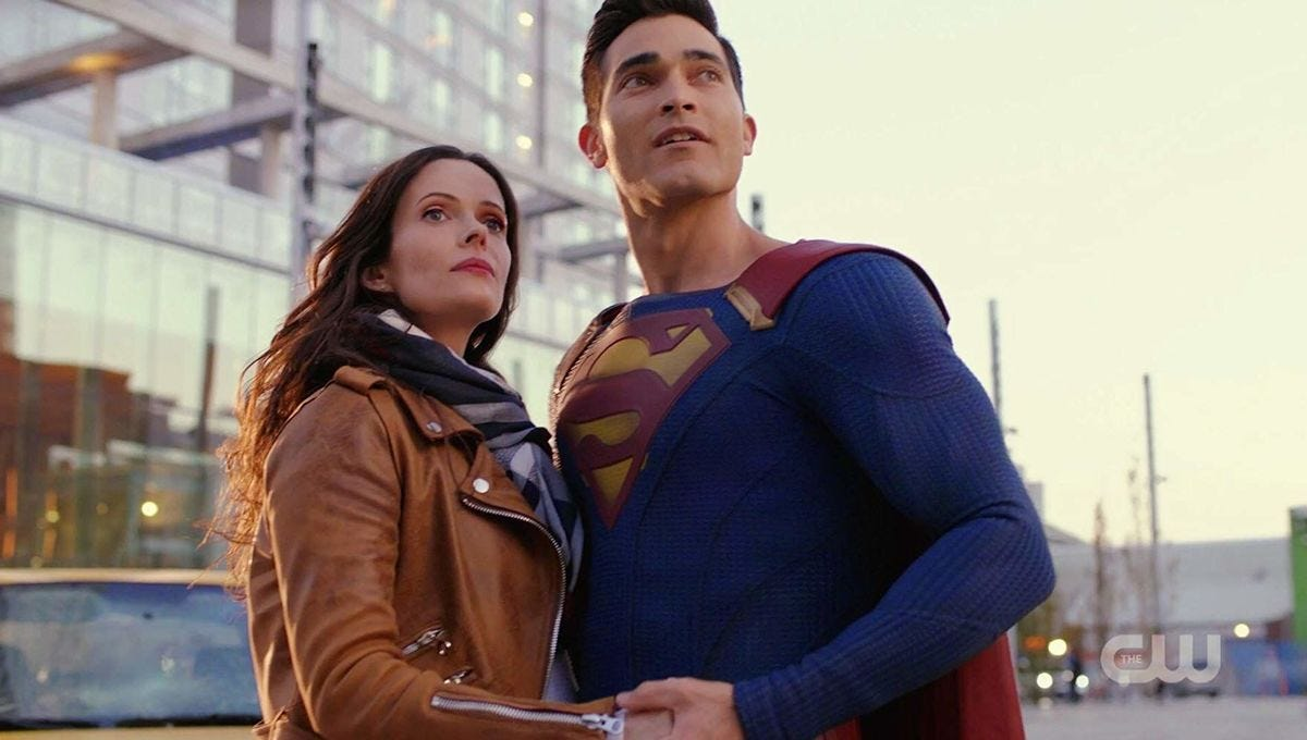 Superman & Lois greenlit for full series by The CW - SciFiNow - The World's  Best Science Fiction, Fantasy and Horror Magazine