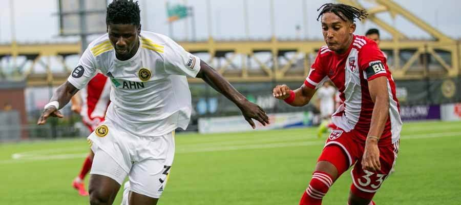USL Betting - Championship Top Games for Sept. 11 & 12