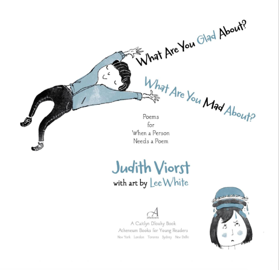 A Reading List for Parents to Help Children with their Emotions