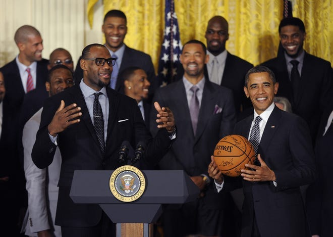 Barack Obama advised LeBron James, others to finish NBA playoffs