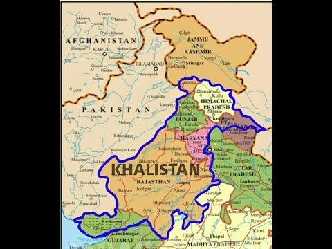 Javed's Blog: Khalistan