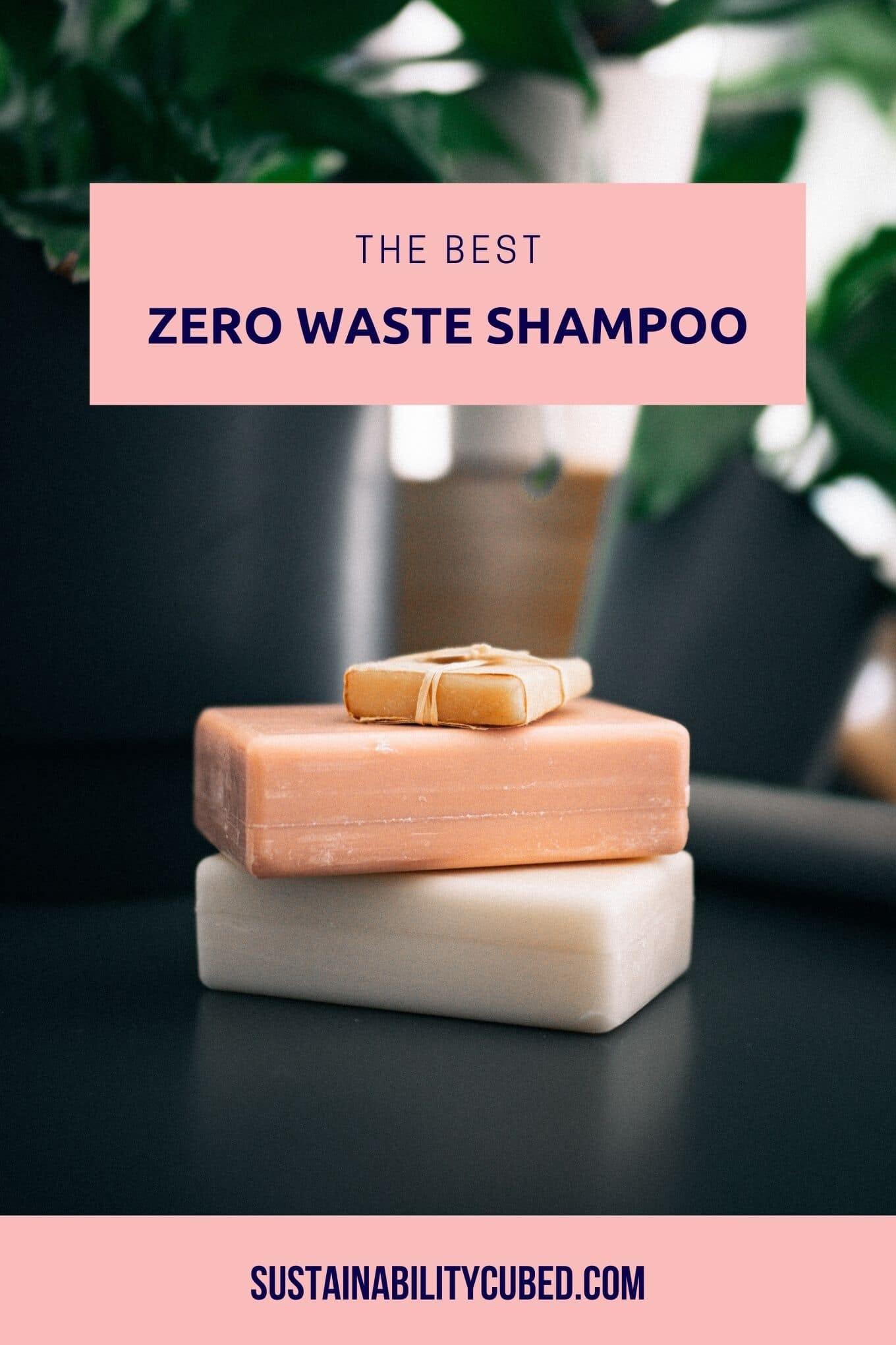 Zero Waste Shampoo