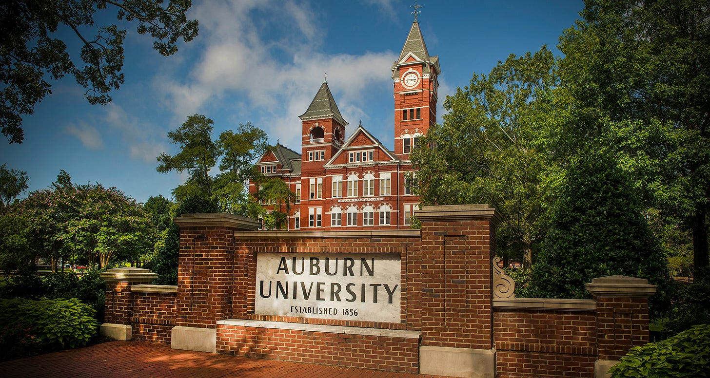 Auburn grad students suspended after administering hazardous drugs to  animals - al.com