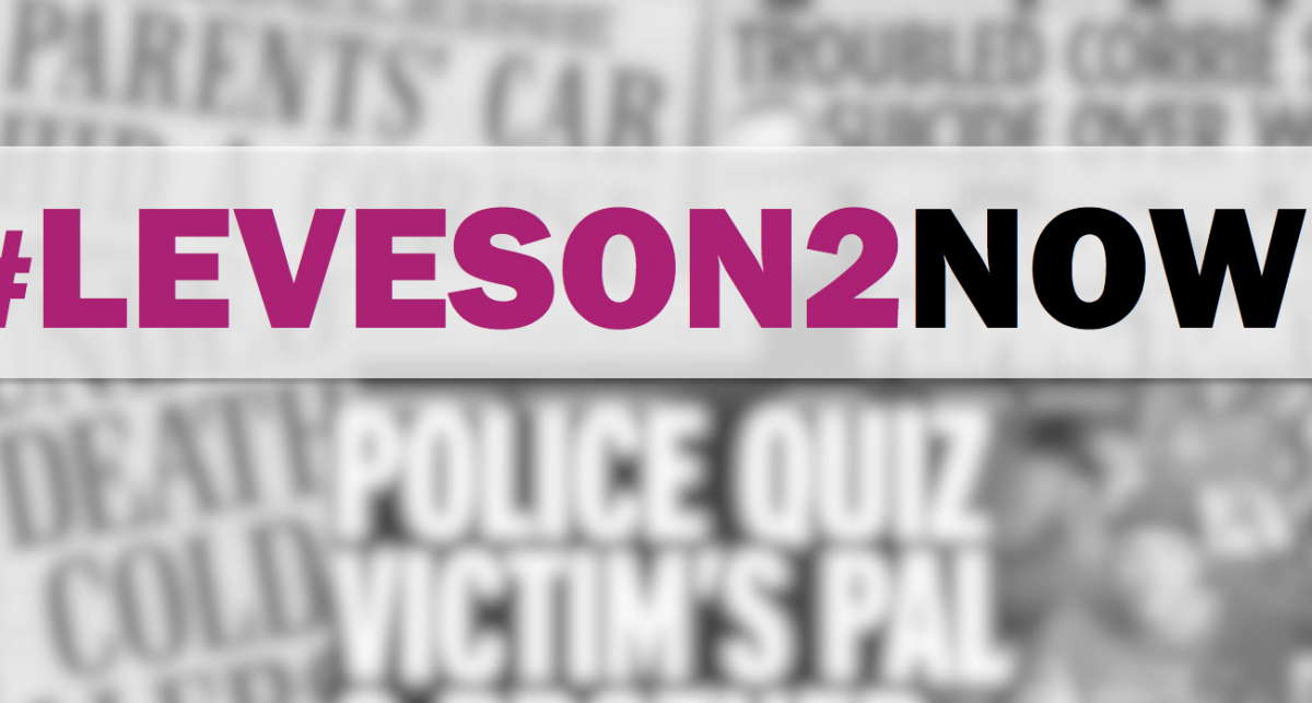 Leveson Part 2   Hacked Off