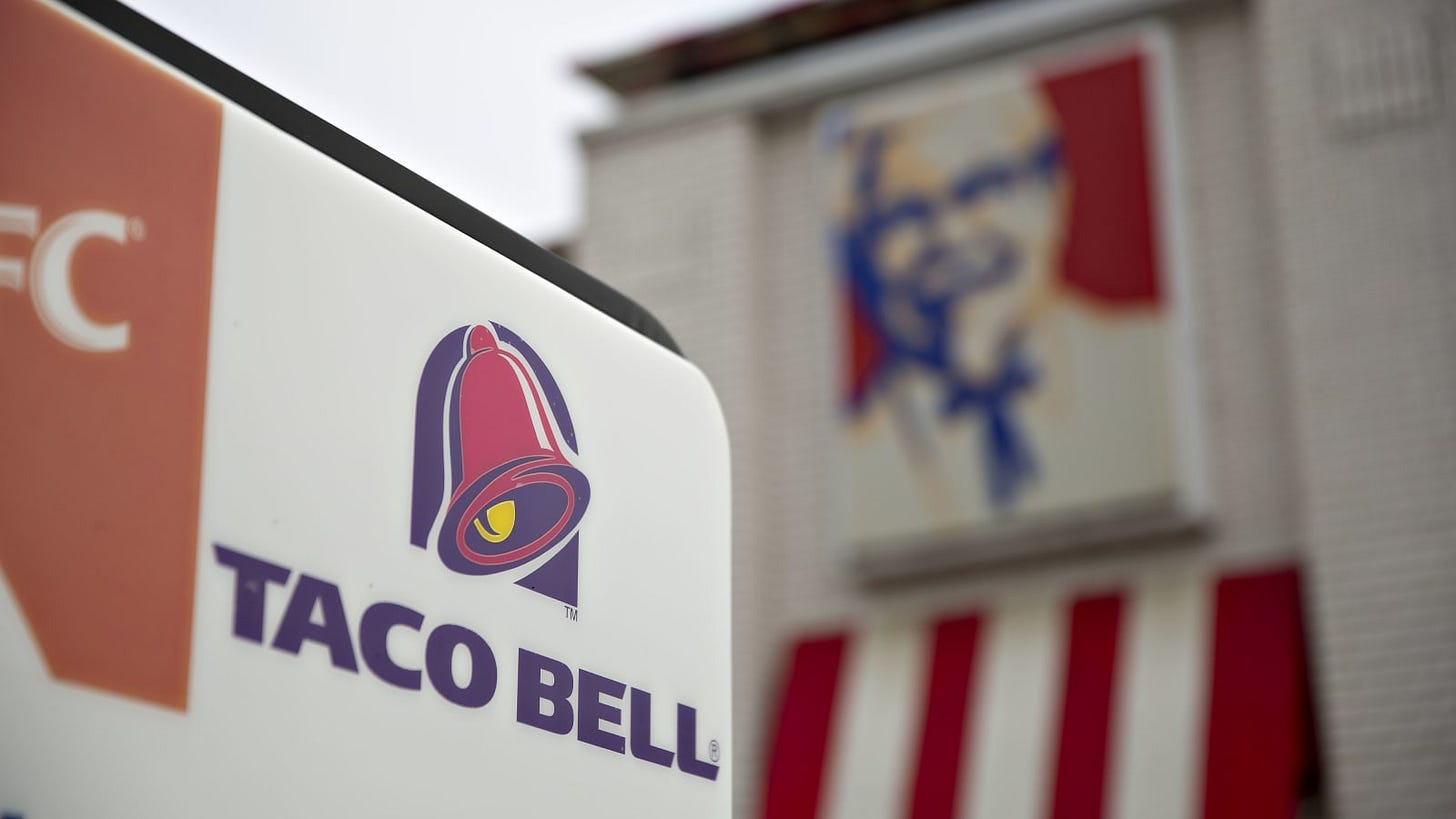 Taco Bell owner Yum Brands buys social media ordering platform Tictuk