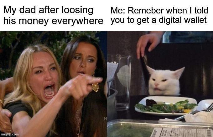 Woman Yelling At Cat Meme - Imgflip
