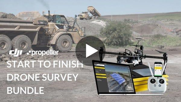 Start to Finish Drone Survey Bundle