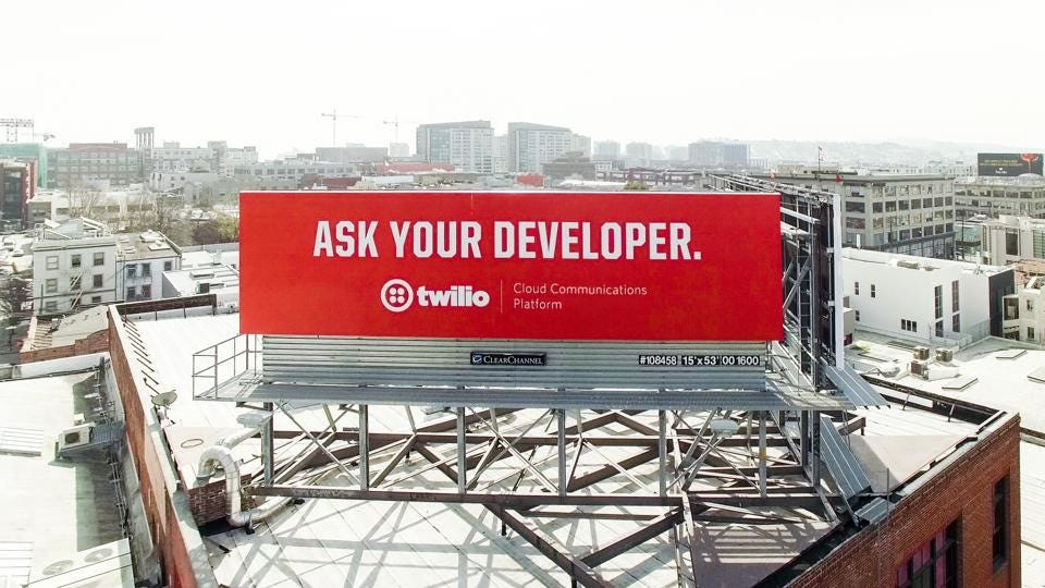 Ask Your Developer-Even About Hardware