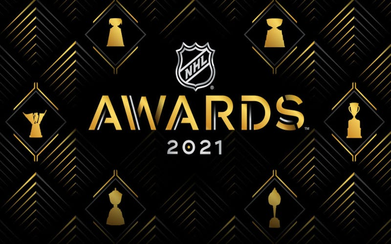 2021 NHL Awards presented by Bridgestone Schedule of Finalists  Announcements Sports - Mr Shades Media
