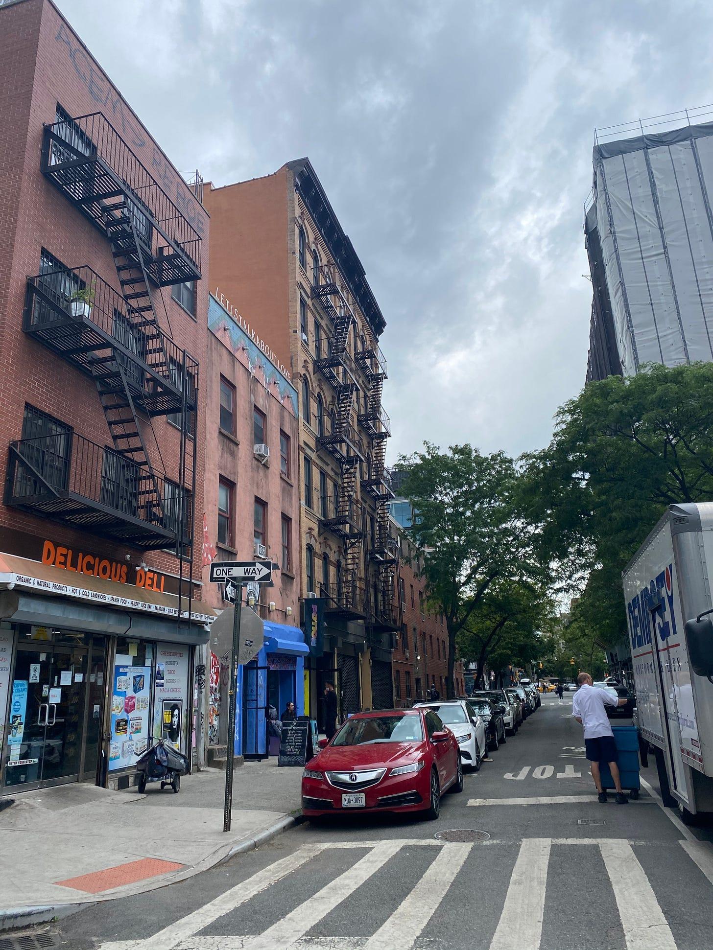Stanton Street's TikTok Block