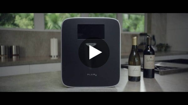 Introducing Plum: Fully Automatic Wine Appliance