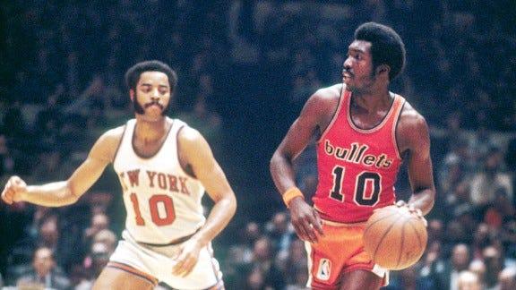 NBA -- When The Garden Was Eden