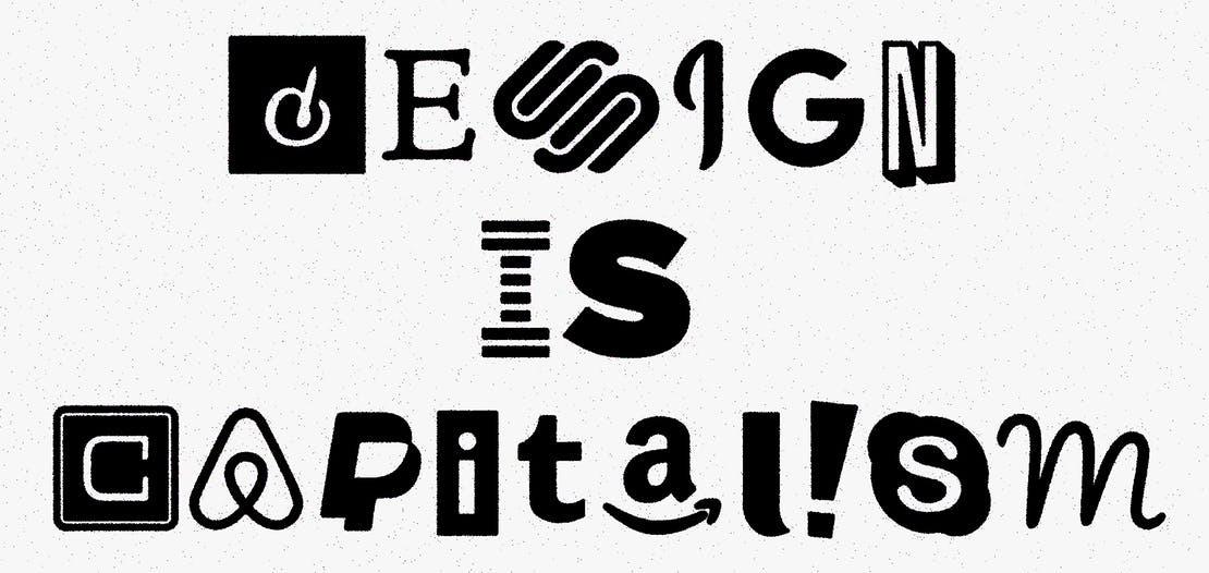 «Design is capitalism» por Jennifer Daniel