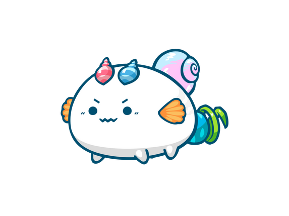 Axie #265 - Axie Infinity - Price $ 97,597.80 | Coinranking