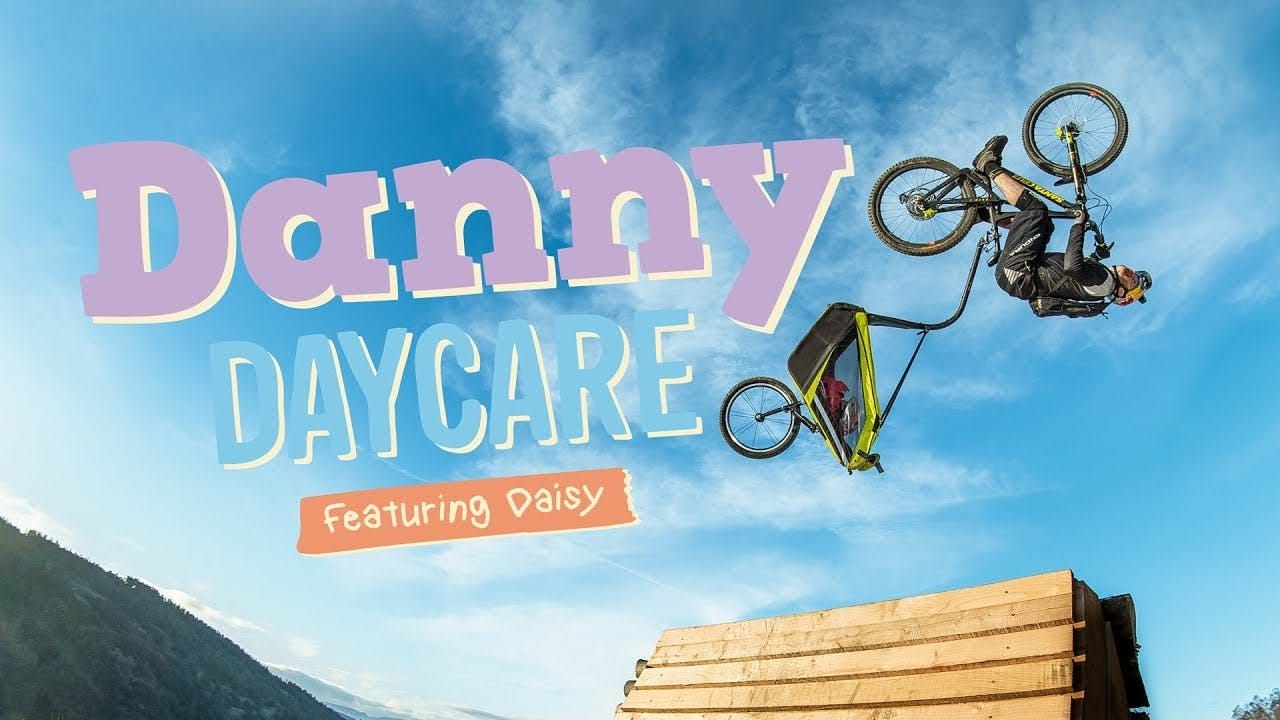 Video cover: Danny Daycare
