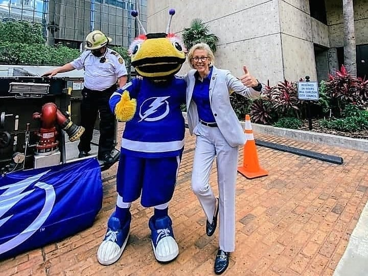 Tampa Mayor Makes Friendly Bolts Wager With Nassau County Leader | Tampa, FL  Patch