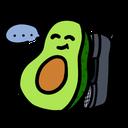 :Avocado:
