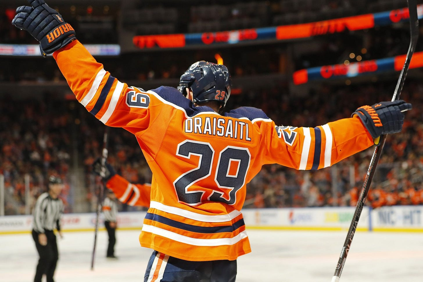 Leon Draisaitl is playing at a level we haven't seen from him before
