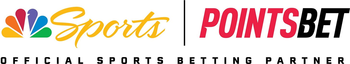 PointsBet Becomes Official Sports Betting Partner Of NBC Sports In  Multi-Year Agreement With NBCUniversal
