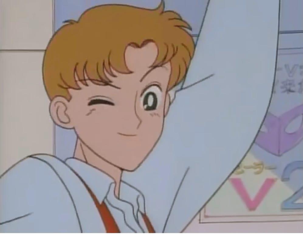 Motoki Furuhata (anime) | Sailor Moon Wiki | Fandom