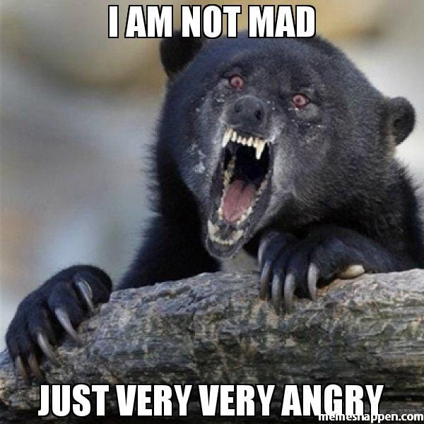 Best Angry Memes - Funny Angry Face Pictures in 2021