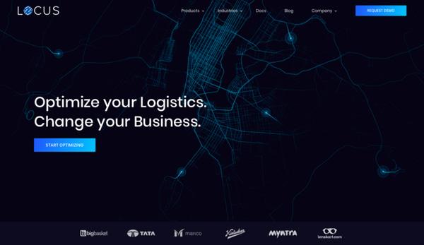 Locus 2015 yılında, iki eski Amazon mühendisi tarafından kurulmuş.