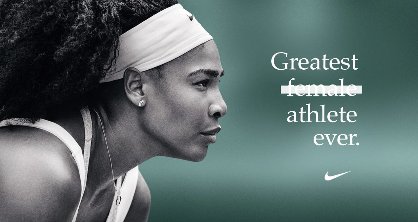 Serena Williams: Unlimited Greatness. Nike SNEAKRS GB
