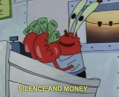 animation, quotes and mr krabs