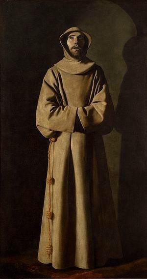 Saint François d'Assise - Francisco de Zurbaran (A 115).jpg
