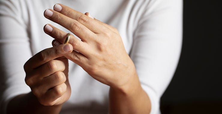 Healthy divorce: How to make your split as smooth as possible