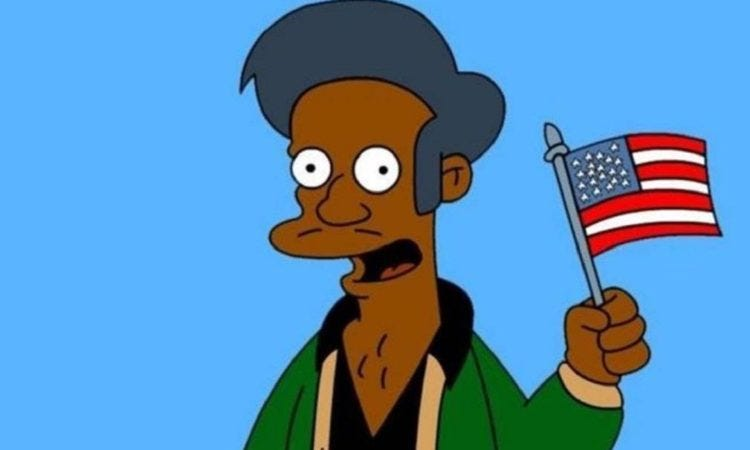 The Simpsons' Apu 'Debate' Pinches Political Correctness Nerve - The  Sociable