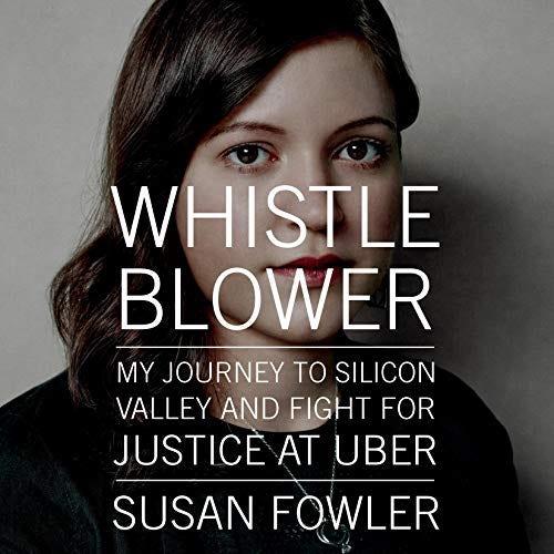 Whistleblower by Susan Fowler | Audiobook | Audible.com