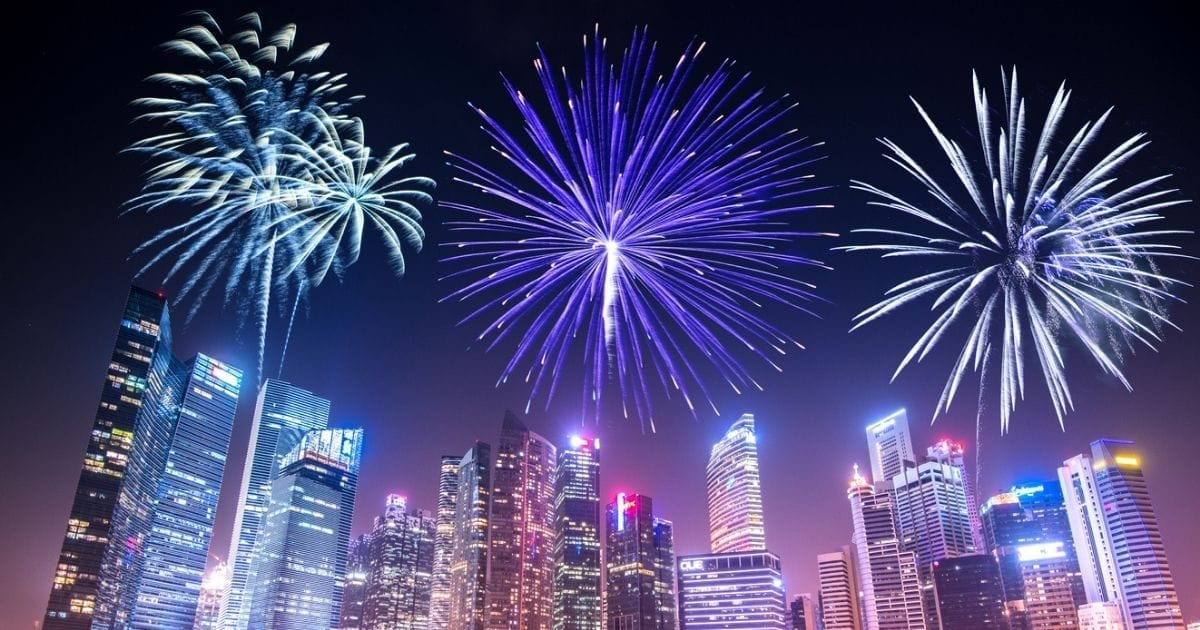 New Years Eve Singapore 2021: Where You Can Catch Fireworks | theAsianparent