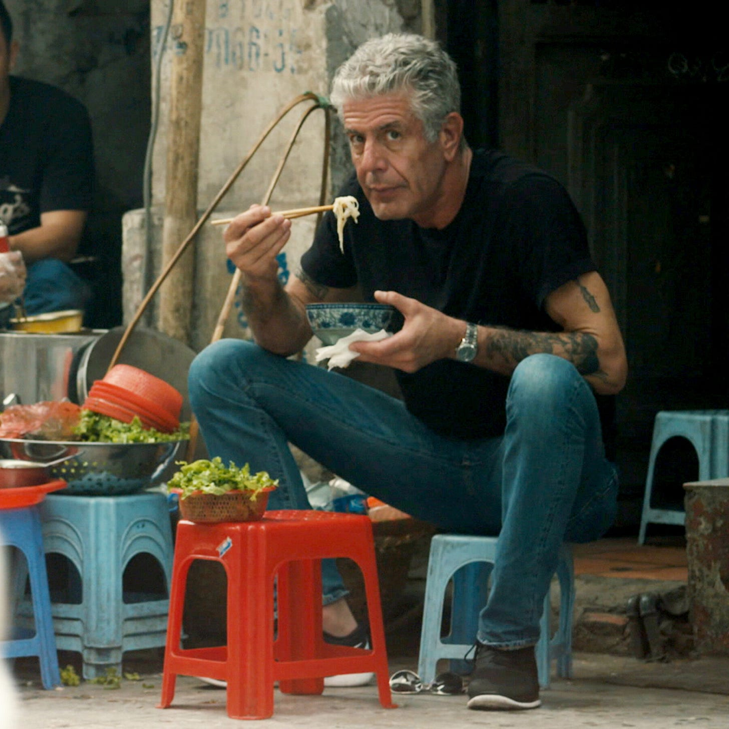 Anthony Bourdain 'Roadrunner' Documentary Seeks to Understand His Death,  Career and Struggles - The New York Times