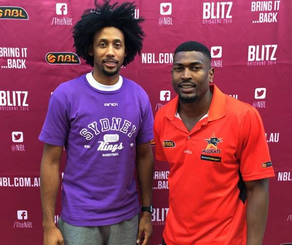 Josh Childress will be a key focus throughout the Kings campaign. Photo Credit: NBL