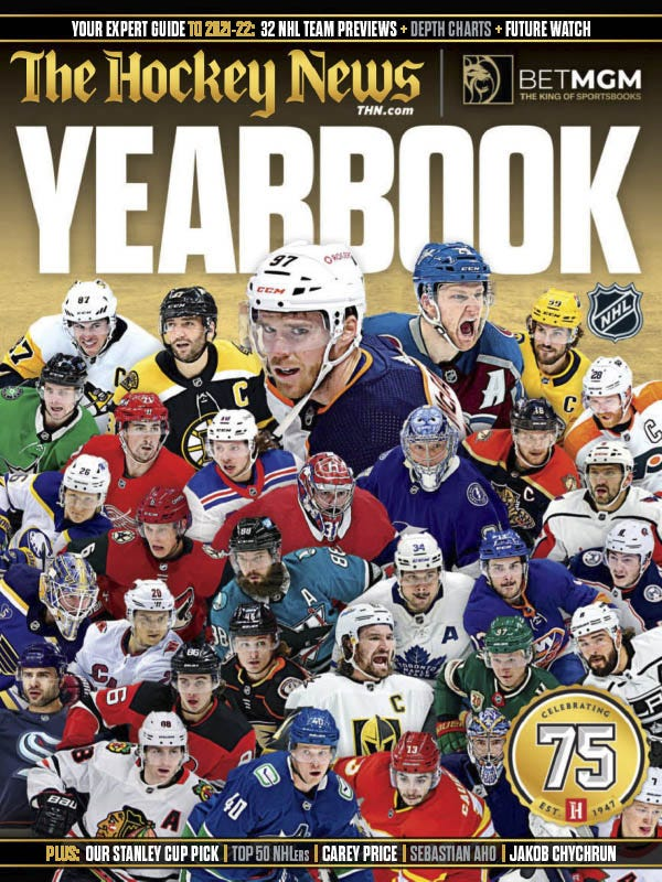 The Hockey News - Yearbook 2022 » Download PDF magazines - Magazines  Commumity!