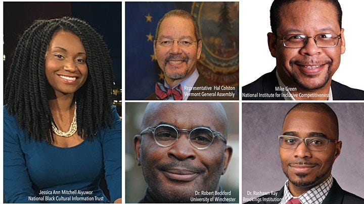 Reparations: What Would That Look Like? image