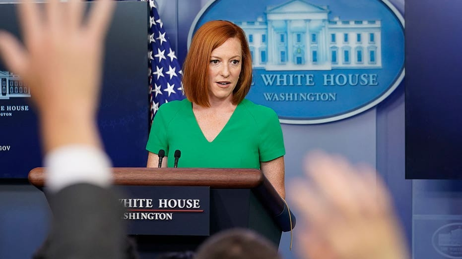 Psaki says administration is working with Facebook to limit misinformation  | Fox Business