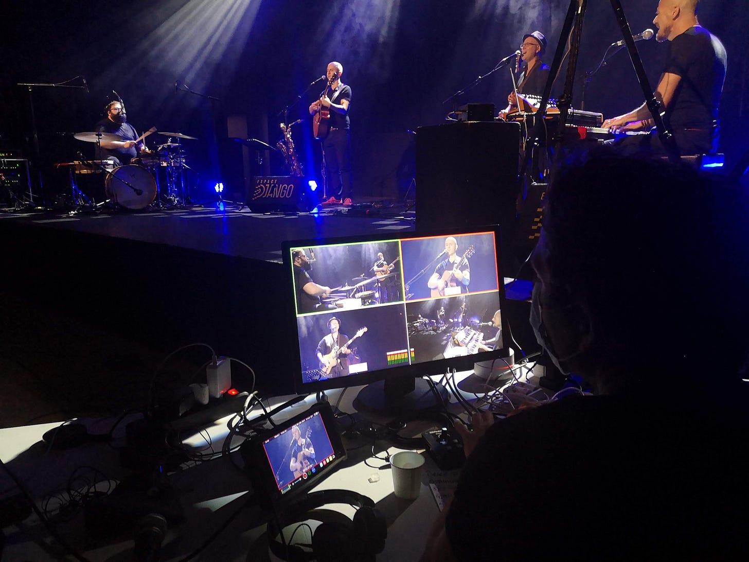 Replay – Concert capté avec le Weepers Circus – Espace Django – Strasbourg