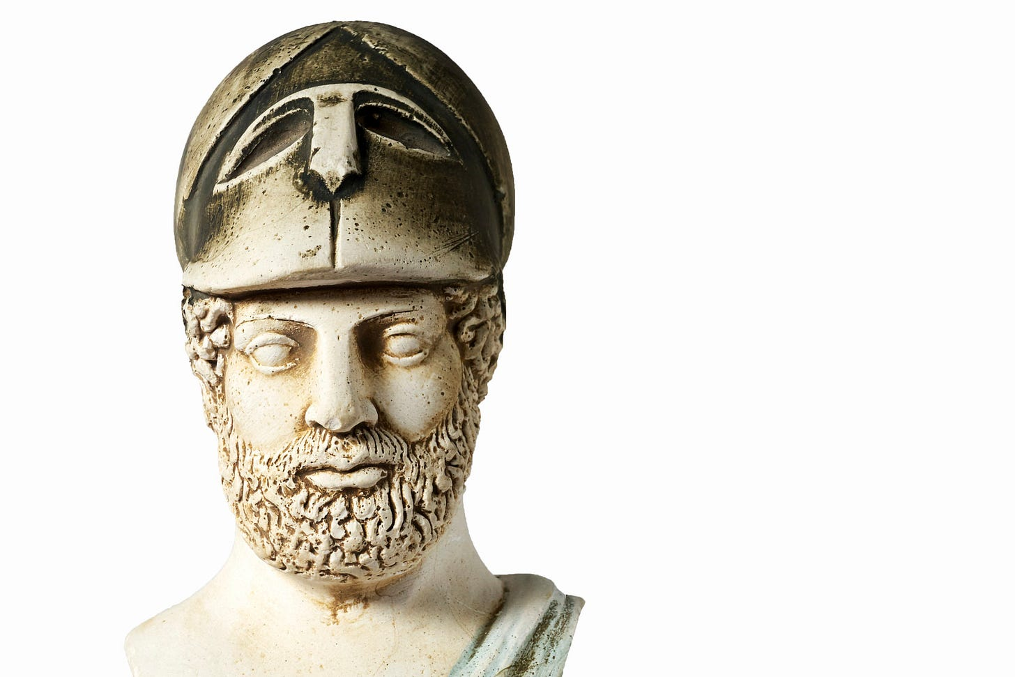 Pericles - Building the Athenian Navy
